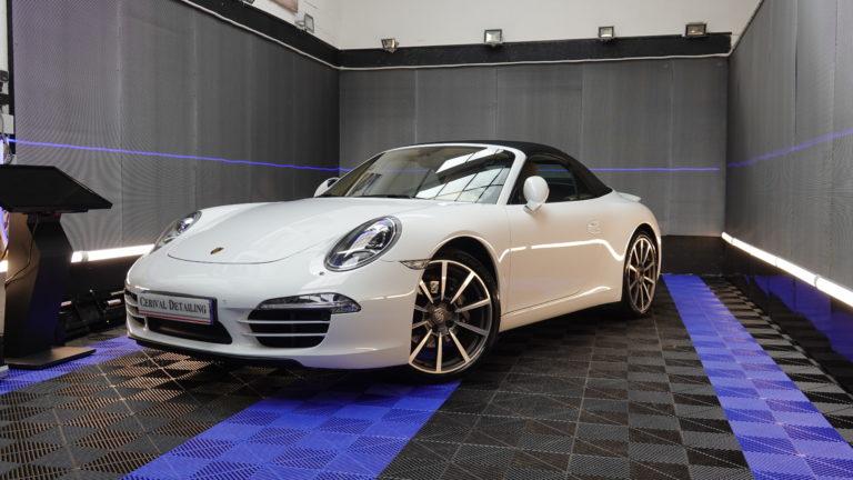 PPF et Céramique Porsche Carrera Chez Cerival detailing nous travaillons avec passion et sommes donc fier de vous présenter nos réalisations. Voici vidéo et photo de notre dernier traitement céramique sur une Porsche Carrera 911 ainsi que son PPF anti gravillons. Réalisation effectuée en 3 jours.