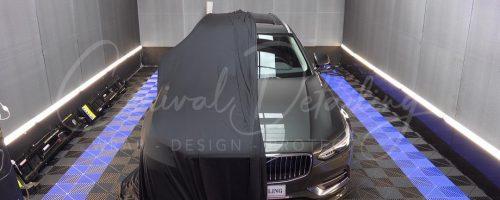 Volvo V60 cerival detailing troyes
